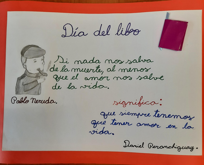 LICEO ALFREDO BARRÍA OYARZÚN CELEBRA EL DÍA DEL LIBRO – 2021